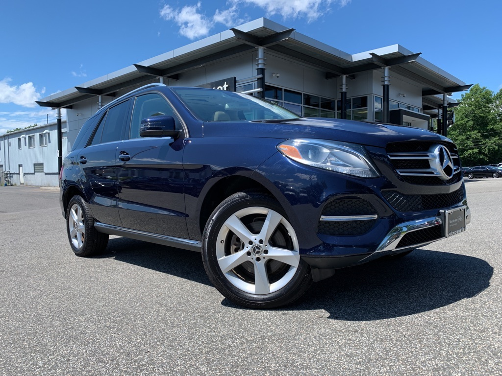 Certified Pre-Owned 2017 Mercedes-Benz GLE 350 4MATIC® SUV