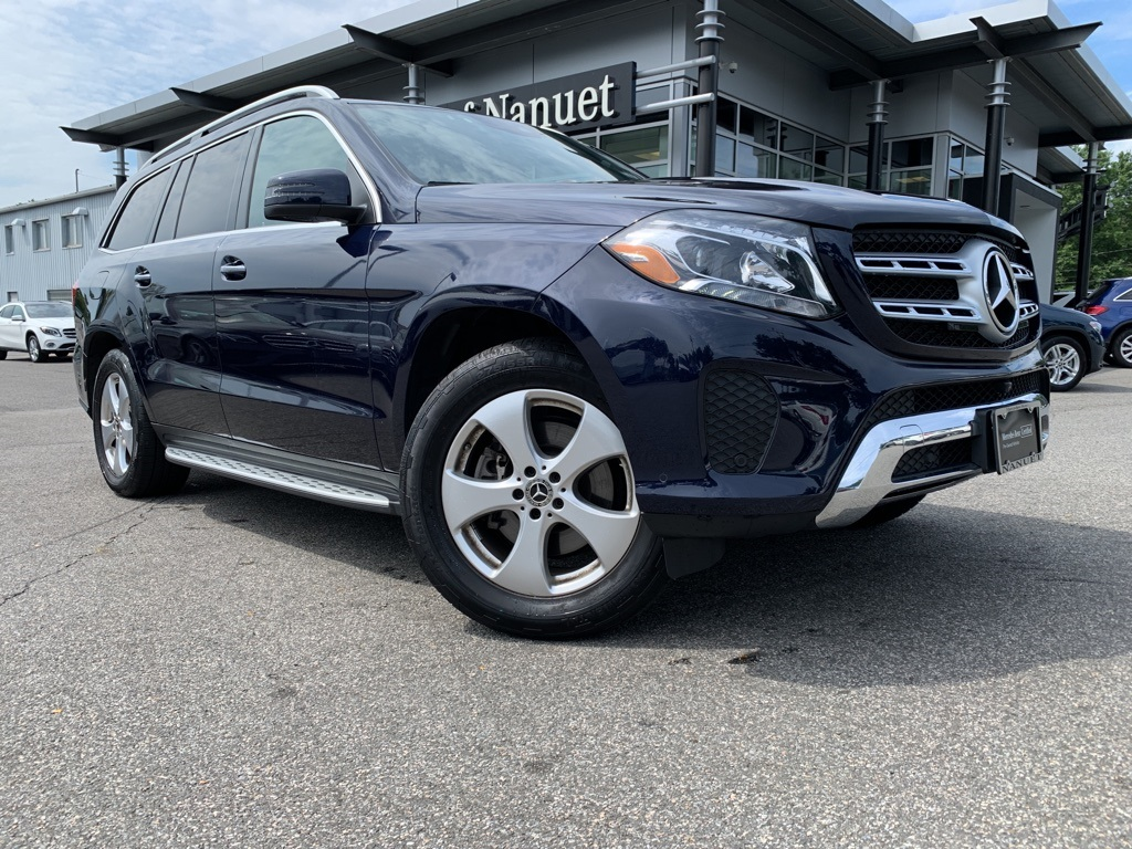 Certified Pre-Owned 2017 Mercedes-Benz GLS 450 4MATIC® SUV