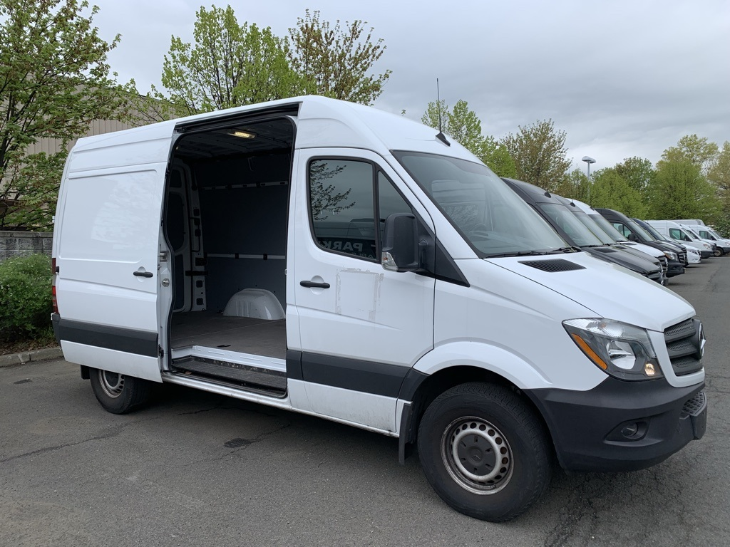 Pre-Owned 2017 Mercedes-Benz Sprinter 2500 Cargo Van