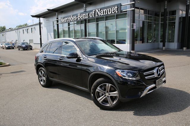 Certified Pre-Owned 2016 Mercedes-Benz GLC GLC 300 SUV in Nanuet ...