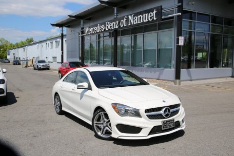 Pre-Owned 2014 Mercedes-Benz CLA CLA 250 Sport